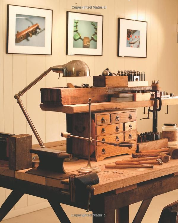 The Jeweler's Studio Handbook: Traditional and Contemporary Techniques for…