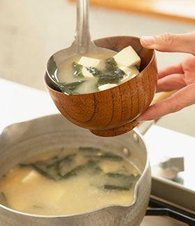 おいしいおみそ汁の作り方|レシピ|マルコメ