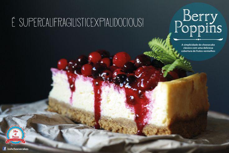 Cheesecake de frutos silvestres - / - Wild berries cheesecake