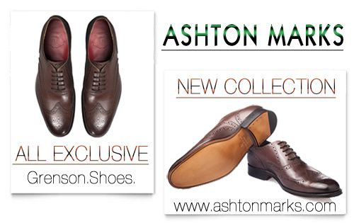 Get the most attractive Grenson Shoes at our online store Ashton Marks #grensonshoes. Visit www.ashtonmarks.com
