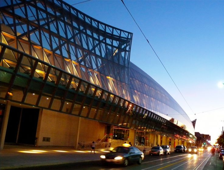 AGO - Art Gallery of Ontario, the amazing Frank Gehry make-over has made it so much better.  I'm a member, that's how much I want to show support for this organization.