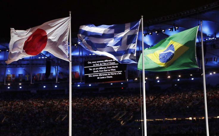 Η τελετή λήξης των Ολυμπιακών Αγώνων μέσα από 17 φωτογραφίες