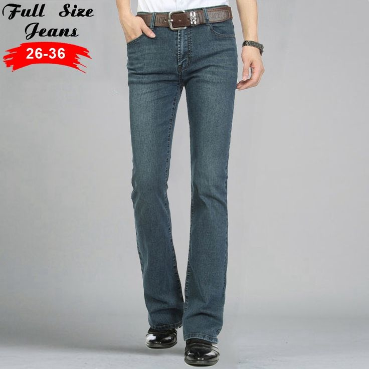 Slim Fit Boot Cut Jeans | $ 83.94 | Item is FREE Shipping Worldwide! | Damialeon | Check out our website www.damialeon.com for the latest SS17 collections at the lowest prices than the high street | FREE Shipping Worldwide for all items! | Get it here https://www.damialeon.com/slim-fit-designer-jeans-men-2016-streetwear-flare-jeans-famous-brand-boot-cut-gental-man-bootcut-male-classic-denim-jeans-35-36/ |      #damialeon #latest #trending #fashion #instadaily #dress #sunglasses #blouse…