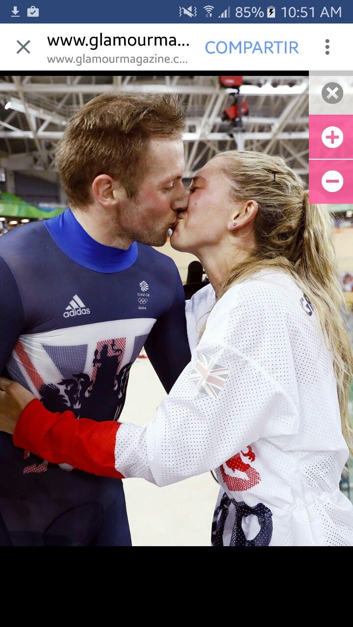 Laura Trott and Jason Kenny are, without a doubt, the power couple of the Rio Olympics -