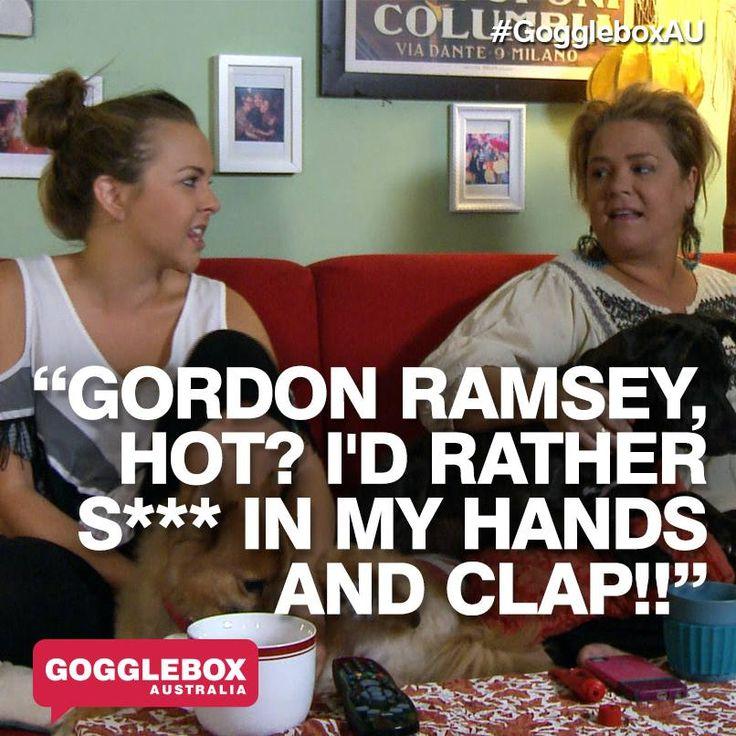 Gogglebox Australia - Angie and Yvie