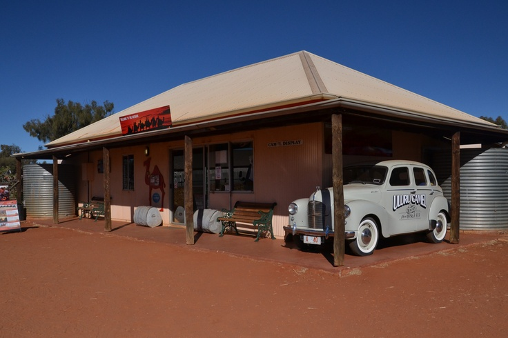 Aussie outback - Travel Habit