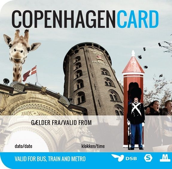 It's the #Copenhagen City Pass Card! Enjoy 72 free museum and attraction entries; free transport on the s-trains, city buses, harbour buses and Metro; and great discounts on car hiring, restaurants and sightseeing tours. #Travel #Holidays https://www.cityxplora.com/products/copenhagen-card