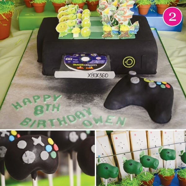 82 Best Game Truck Birthday Party Images On Pinterest