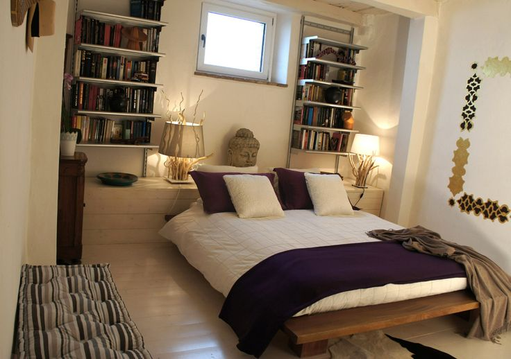 """""""Buddha"""" suite #bed&breakfast #Italy #Parma"""