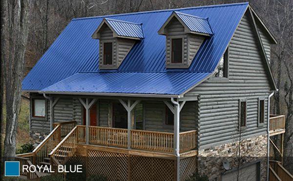 Blue Roof Black Metal Roof Copper Roof Metal Roof Colors