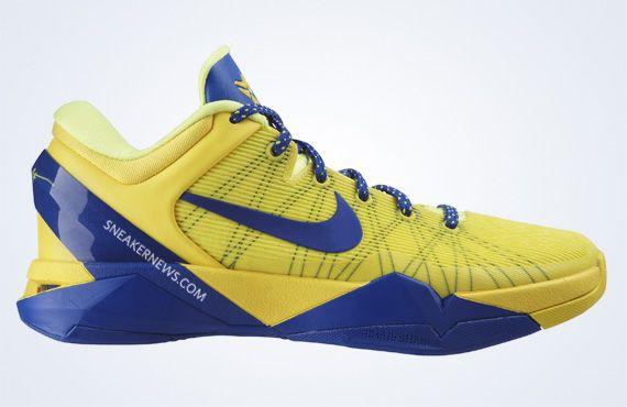 Nike Zoom Kobe VII - FC Barcelona Pack