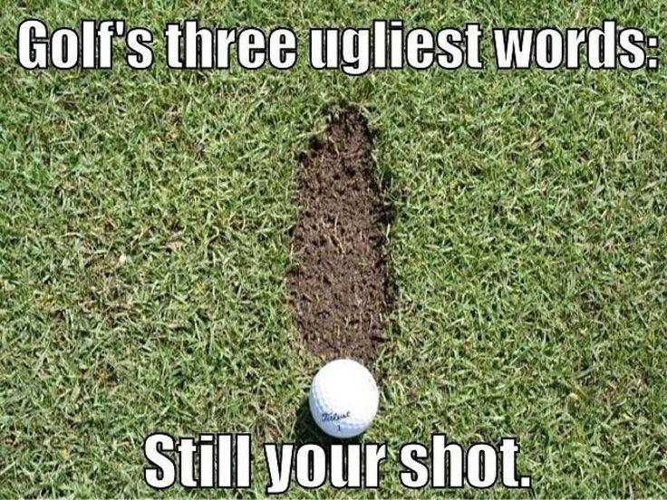 >:(   Rock Bottom Golf #RockBottomGolf