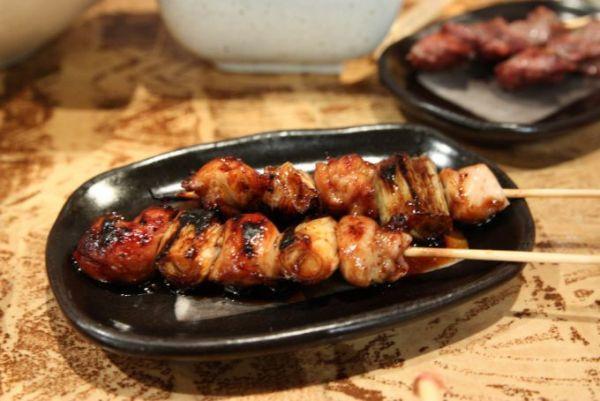 recette des brochettes japonaises