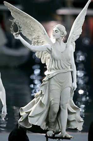 #freedom #portrait #statue #live #olympics #athens #2004 #PloosDesign