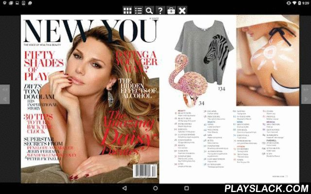 New You Magazine  Android App - playslack.com , Healthy aging begins early. New You magazines brings together the latest and most effective ways to live a vibrant and healthy life, today and tomorrow. New You redefines the traditional women's consumer magazine with cutting edge health, wellness, fashion, anti-aging, and beauty news. It is thought-provoking and stylish, filled with exclusive celebrity interviews, the latest trends in skincare and aesthetic procedures, nutrition, fitness, and…