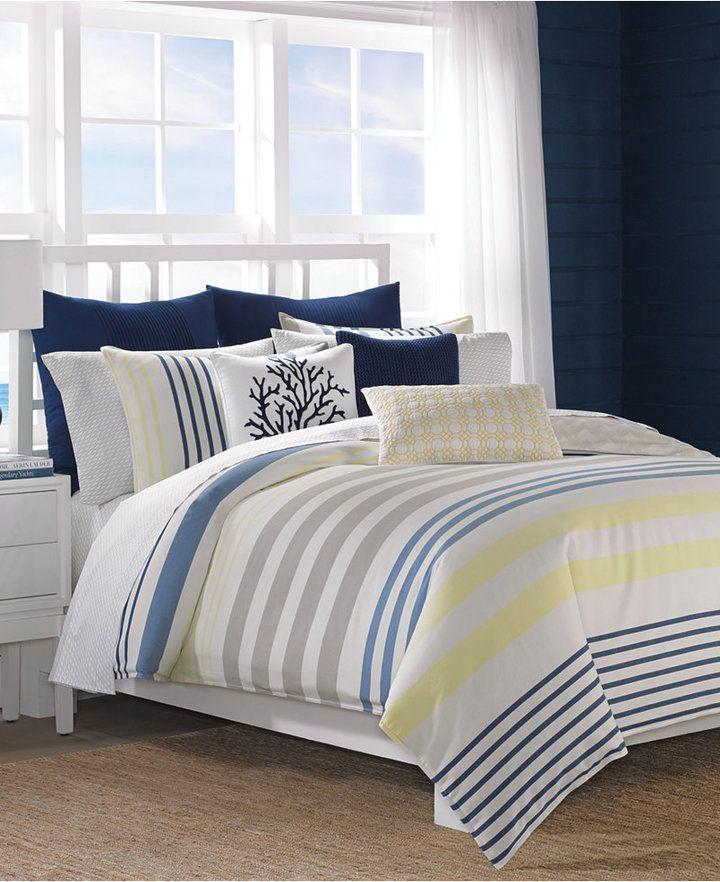 """Nautica Leighton 16"""" Square Knit Decorative Pillow"""