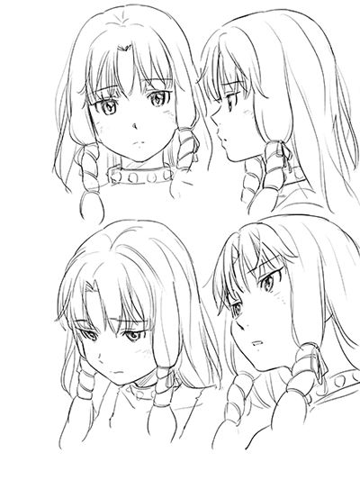 「翠星のガルガンティア」アニメ公式サイト | キャラクター | パリヌリ