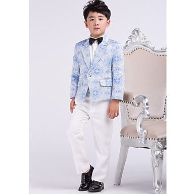 Page Boy Outfits Ring Bearer Suits Online Tuxedo Styles (1219371) - USD $ 49.99