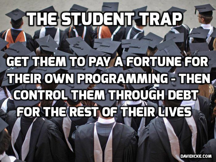 Graduates who fail to make student loan repayments should face arrest like New Zealanders, education expert suggests