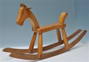 Kay Bojesen | wooden rocking horse ✭ mid century kids design