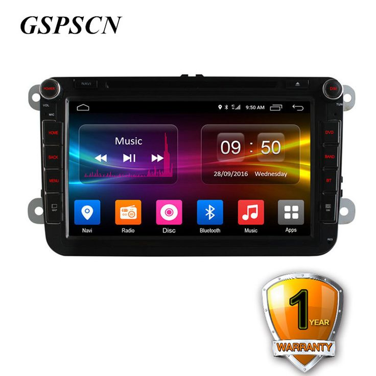 ==> [Free Shipping] Buy Best 4G SIM LTE Nerwork 8 inch Octa 8 Core Android 6.0 2G RAM 2 Din Car DVD GPS Navi Radio Player For Polo/Jetta/Sharon/Amarok/VW/GTI Online with LOWEST Price | 32816779357
