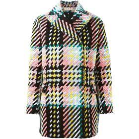 Tweed Coat by Marni