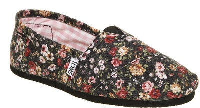 I just paid $58 for work TOMS when I could've gotten these?! Ugh...