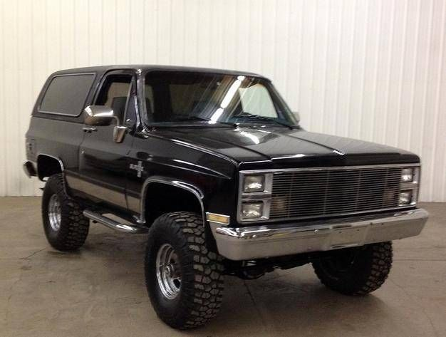 1984 Chevrolet K5 Blazer, Arizona Truck