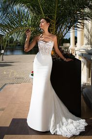 wedding dress Blanka Каталог, страница товара — Tina Valerdi