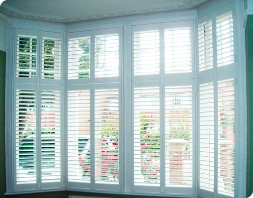 Shutters for bay?