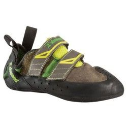 These Simond vuarde tech climbing shoes are the most technical in the range and offer a great grip with its rubber sole.