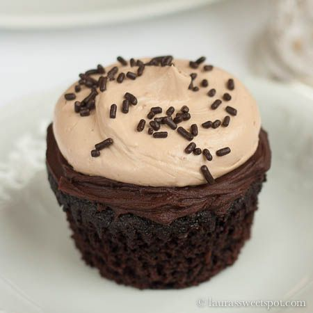 cook's illustrated Ultimate chocolate cupcake recipe