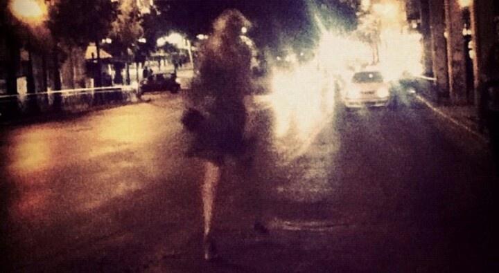 Syntagma filellinwn street