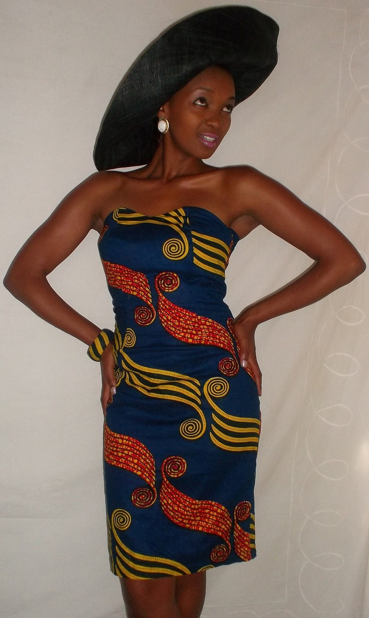 African Kitenge Fashion By Zolofafrikanwears On Etsy Kitenge Designs Fashion