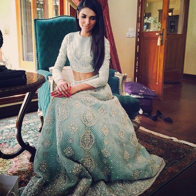 Amna Ilyas in Faraz Manan,  (Source: shaadifashion), Pakistani Fashion pakistani wedding, designer bridal-wear, south asian fashion, desi bride