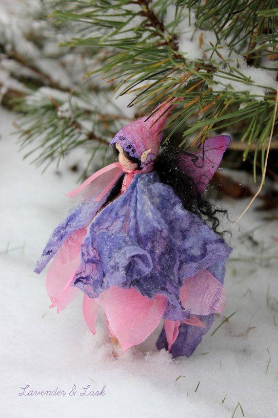 The Spell Faerie by Lavender & Lark ~ doll