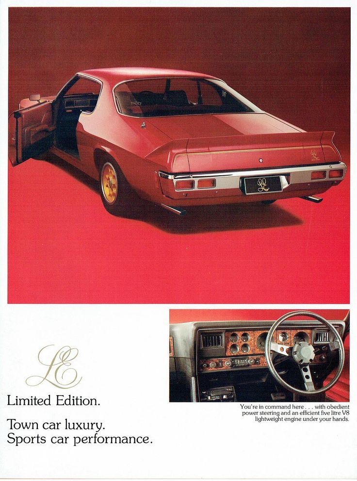 1976 Holden HX LE Coupe