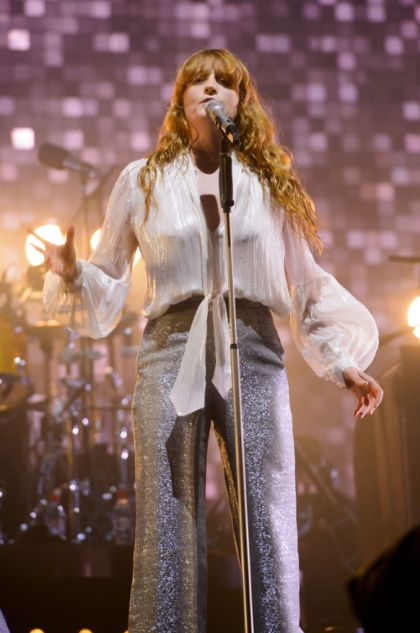 Glastonbury 2015: Florence Welch