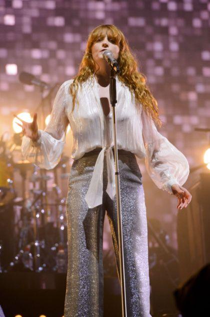 Glastonbury 2015: Florence Welch