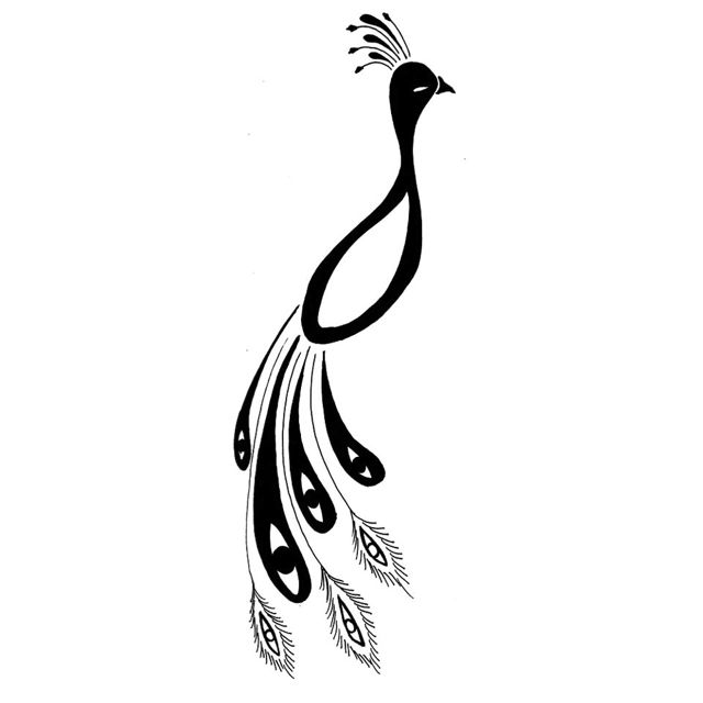 Feather Design Peacock Feathers Embroidery Designs