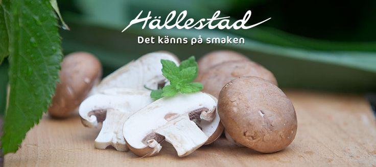 Gårdsbutik och kaf'e i Torna Hällestad. Specialiserat på svamp.