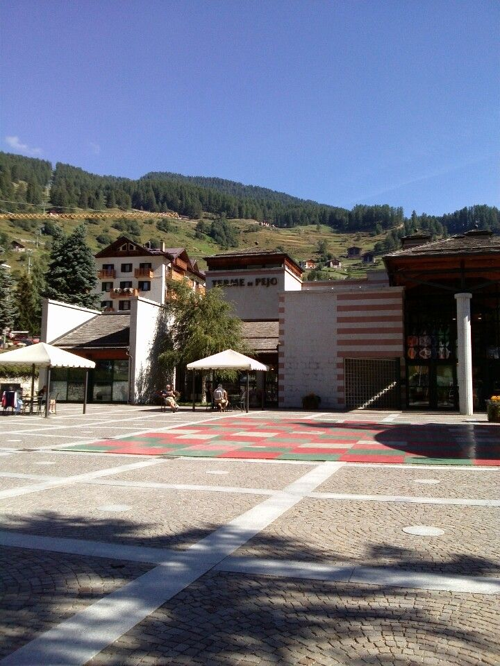 Terme Pejo - Trentino www.termepejo.it