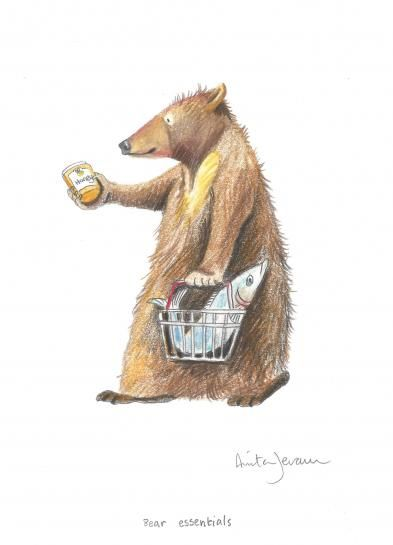 Anita Jerman - Bear Essentials