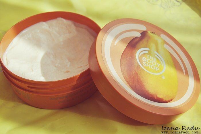 The Body Shop Papaya Body Butter ♥