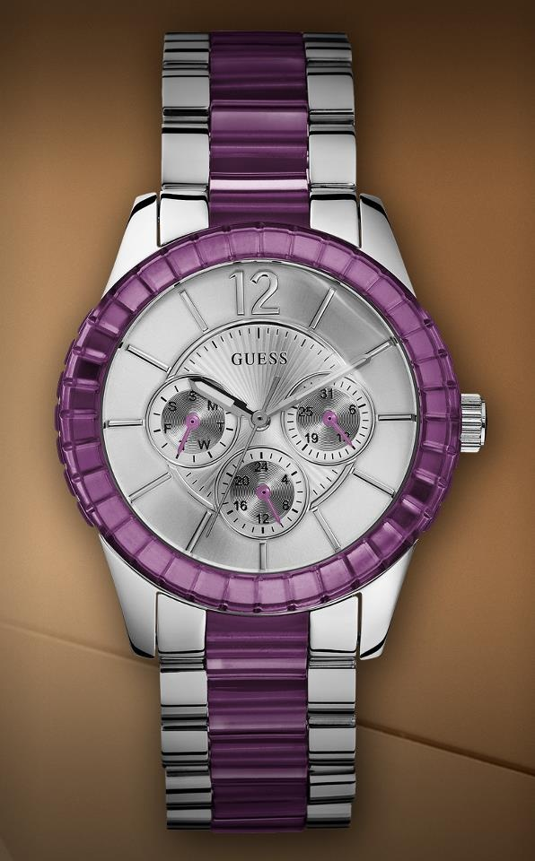 Relojes Guess  http://www.facebook.com/JoieriaRomagosa