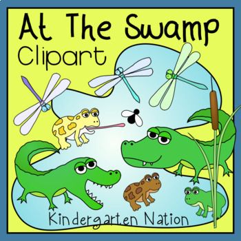 Critters At The Swamp Clip Art for all kinds of projects!> Create your own TpT Products. >> Add Images to Your Website or Blog>>> Use to Make Worksheets and Printables!The following images are included:1 Alligator with an Open Mouth (1412947 px)1 Alligator with a Closed Mouth (1386937 px)1 Green Dragonfly (12961481 px)1 Purple Dragonfly (14461278 px)1 Aqua Dragonfly (9041233 px)1 Black Fly (463391 px)1 Brown Toad (1011890 px)1 Green Frog (1011890 px)1 Yellow Frog Sticking Ou...