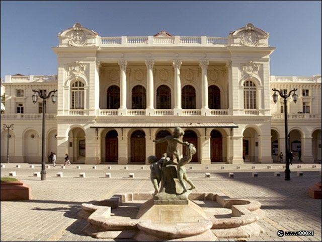 teatro municipal de santiago - Buscar con Google