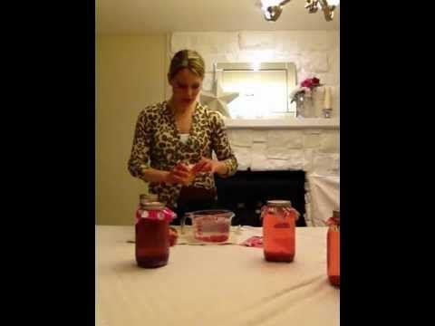 Video over hoe een kalmeerpot te maken en hoe te gebruiken.