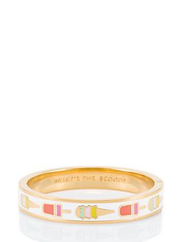 0e9521babe5a what s the scoop hinged idiom bangle by kate spade new york