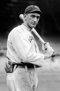 """""""Hey, big mouth [yelling out to a heckler], how do you spell triple?"""" • Shoeless Joe Jackson"""